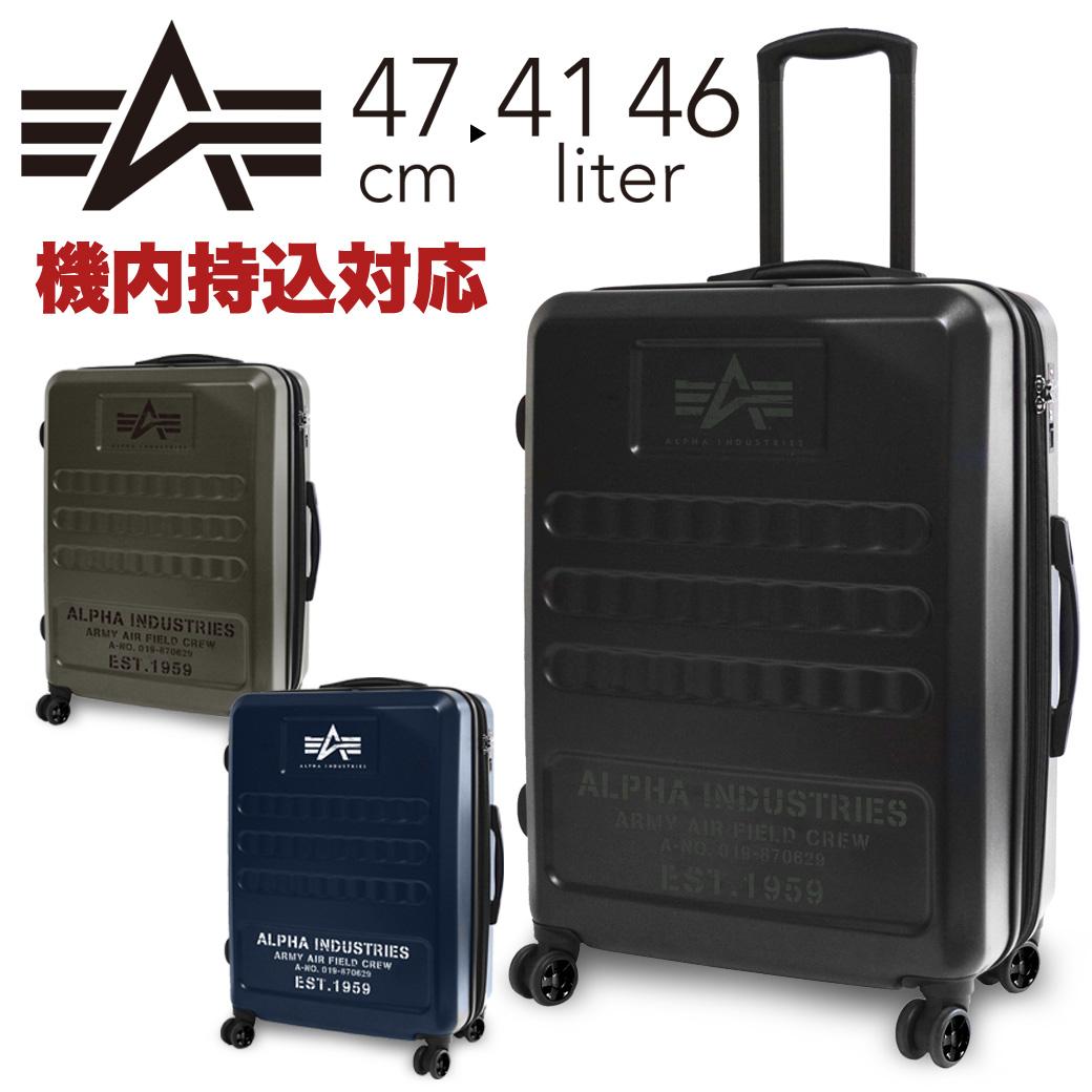 【ポイント12倍&割引クーポン発行中】スーツケース キャリーケース メンズ ALPHA アルファ キャリーバッグ 旅行 出張 ポリカーボネート ハード ファスナータイプ 縦型 TSAロック 4輪 機内持ち込み メンズバッグ q39bG12 (40064) 送料無料
