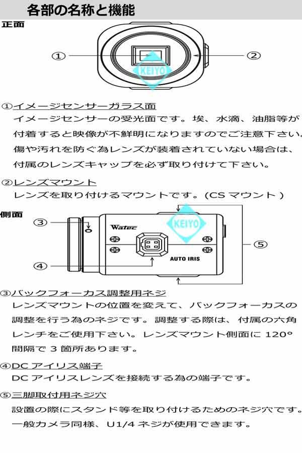 Surveillance Astop Keiyo: WAT-933 | Rakuten Global Market