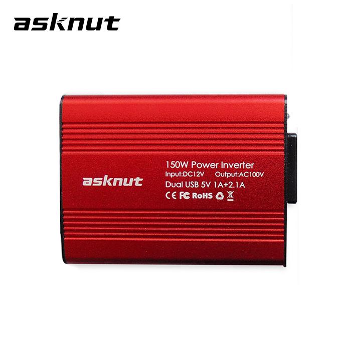 インバーター 予約 大容量 12v シガーソケット カーバッテリー asknut バッテリー 翌日出荷 カーインバーター 車載充電器 変換 携帯 AL完売しました。 Android USB コンパクト アンドロイド OS 持ち運び便利 LED残量表示 USB入力ポート Micro Type-C スマホ