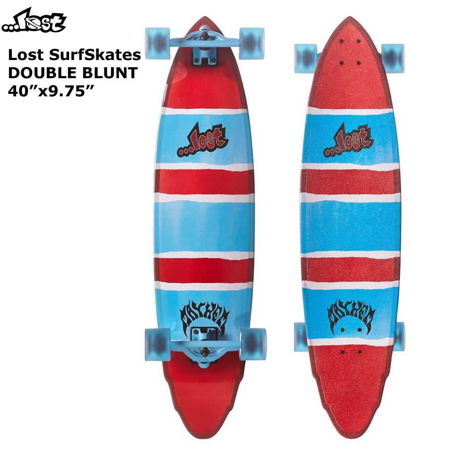 ロスト サーフスケート LOST SurfSkates Double Blunt 40