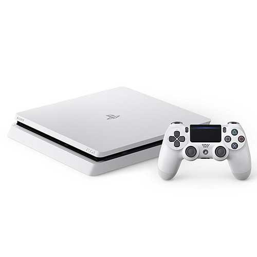 [PS4本体] PlayStation 4 グレイシャー・ホワイト 500GB(CUH-2100AB02) ソニー・コンピュータエンタテインメント