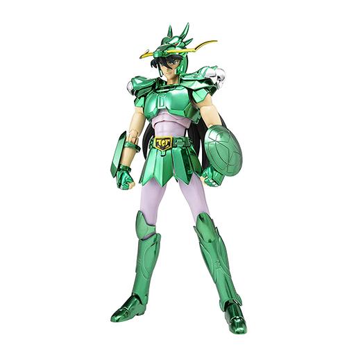 [聖闘士聖衣神話] ドラゴン紫龍 初期青銅聖衣 (リバイバル版)