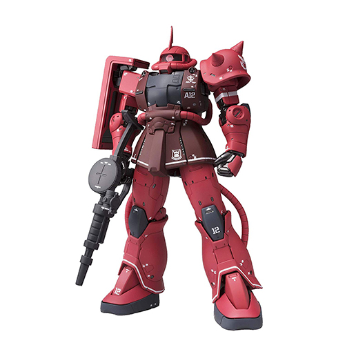 [GUNDAM FIX FIGURATION METAL COMPOSITE] 機動戦士ガンダム THE ORIGIN MS-06S シャア専用ザク
