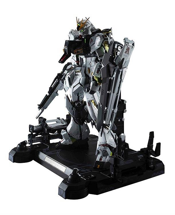 [METAL STRUCTURE 解体匠機 ] 機動戦士ガンダム 逆襲のシャア RX-93 νガンダム バンダイ