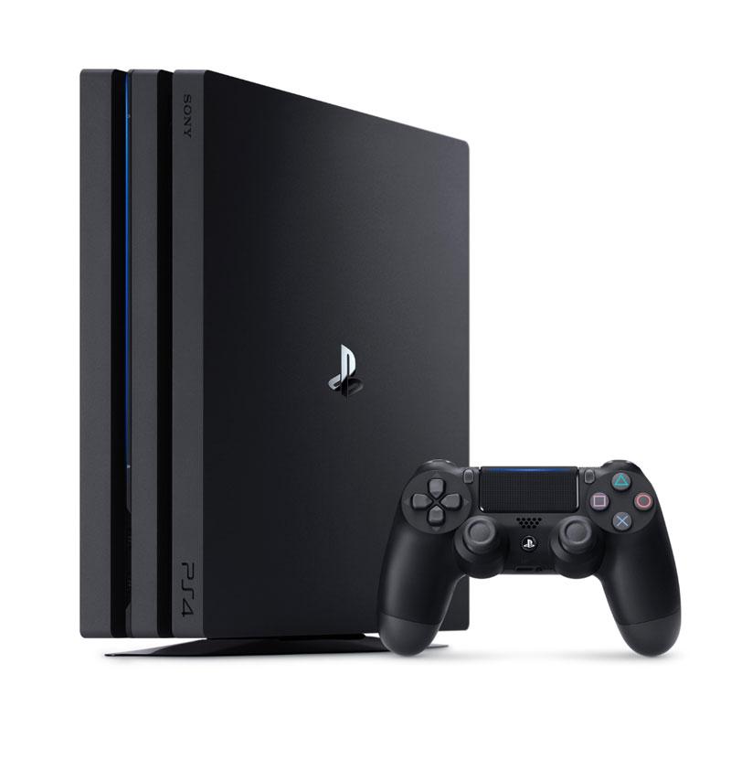 [PS4本体] PlayStation(R)4 Pro ジェット・ブラック 1TB (CUH-7200BB02) ソニー・コンピュータエンタテインメント