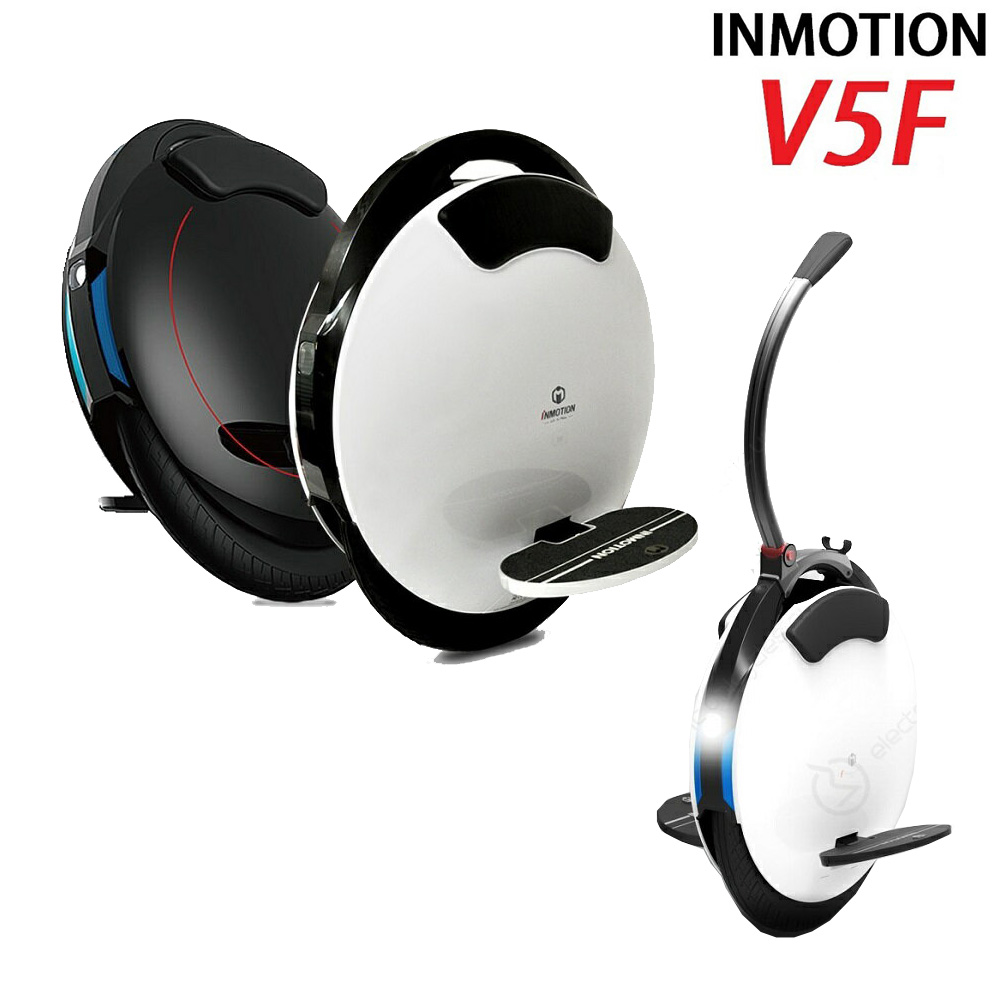 【時速25km/h】INMOTION V5F 電動一輪車 一輪セグウェイ 100V電源対応 (Ninebot番外編)