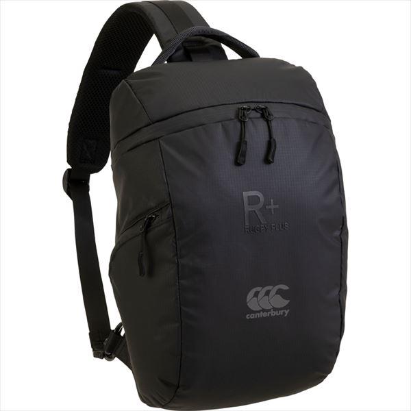 [在庫処分品につき返品交換不可] カンタベリー バッグ R+ AIR ワンショルダーバッグ AB09201 19 ブラック