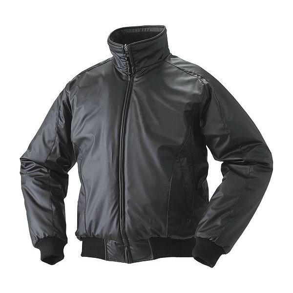 エスエスケイ ジュニア蓄熱グラウンドコート フロントフルZIP・中綿 BWG1002J 90 ブラック