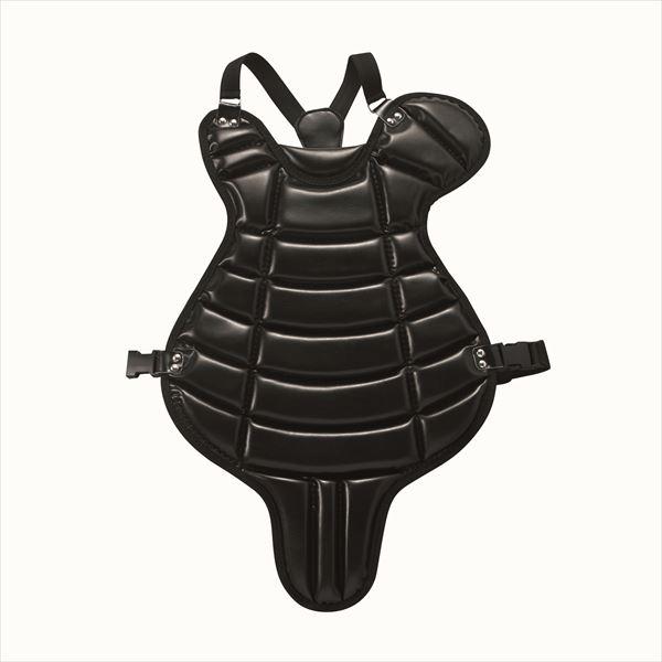 送料無料(※沖縄除く)[SSK]エスエスケイ野球少年硬式用キャッチャープロテクター(CKP5300)(90)ブラック