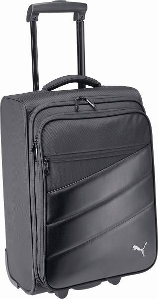送料無料(※沖縄除く)PUMA[プーマ] Trolley Bag (072373)(01)ブラック