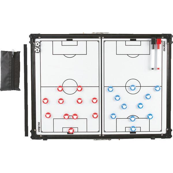 モルテン サッカー用 折りたたみ式作戦盤 フル1面・2面タイプ SF0070 ※ラッピング不可商品です