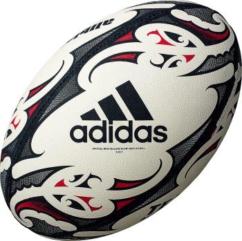 ラグビーボール5号球 低価格 アディダス オールブラックス レプリカ AR535AB ラグビーボール 5号球 ●日本正規品●