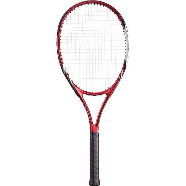 送料無料(※沖縄除く)[GOSEN]ゴーセン硬式テニスラケットウィザードET(張上)(MTWET)(RE)レッド