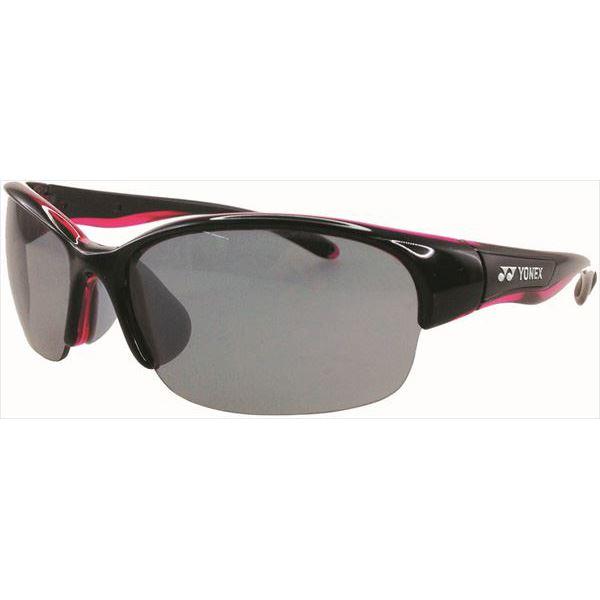 ヨネックス テニスアクセサリー スポーツグラス AC397 181 ブラック×ピンク