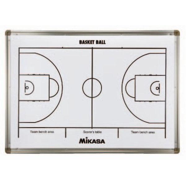 送料無料(※沖縄除く)[Mikasa]ミカサバスケットボール特大作戦盤 ケース付(SBBXLB)(00)※ラッピング不可商品です