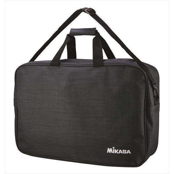送料無料(※沖縄除く)[MIKASA]ミカサハンドボールバッグ6個入(AC-BGS60-BK)ブラック
