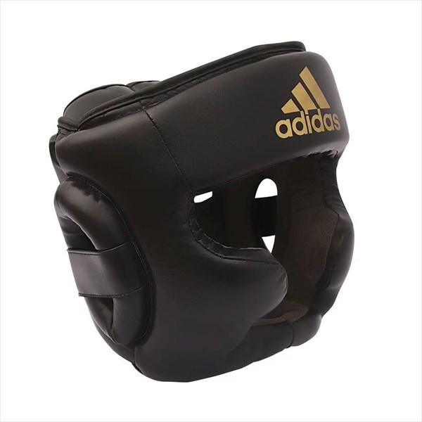 アディダスコンバット ヘッドガード ADISBHG41 正規品送料無料 ブラック×ゴールド 全品最安値に挑戦 BKGD