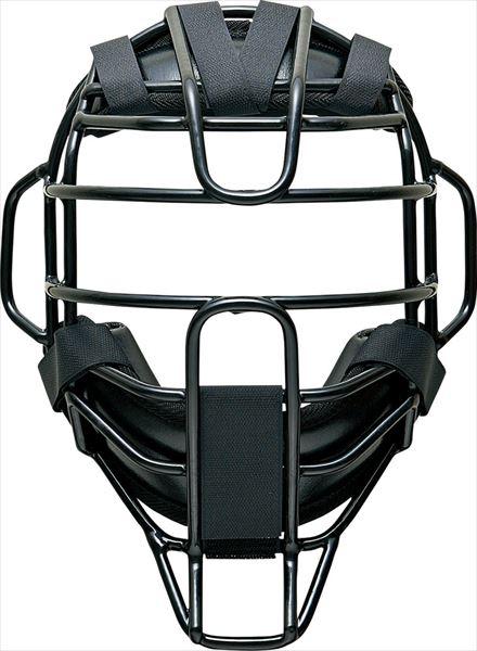 ゼット野球 硬式野球用マスク プロステイタス(高校野球対応) BLM1266・1900 ブラック