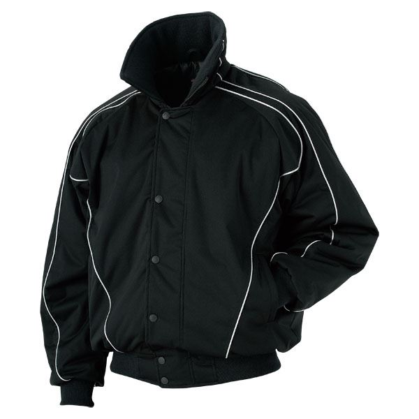 ゼット野球 グラウンドコート BOG401 1900 ブラック