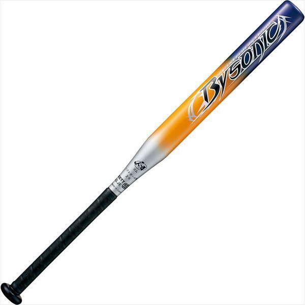 ゼット野球 ソフト2号カーボンバット バイソニック 75cm BCT52845・1300 シルバー ※ラッピング不可