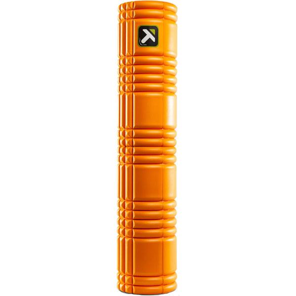 トリガーポイント GRID フォームローラー2 長さ66cmのロングモデル 04412)オレンジ