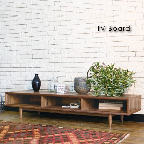 【送料無料】TVボード1500テレビボードテレビ台木ウッド鉄スチールインダストリアルシャビーシック錆サビリビング居間収納棚付きビス高さ調整可オープン