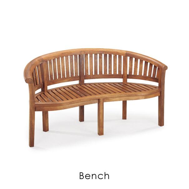 【ポイント最大33倍!16日1:59まで】【送料無料】ベンチ 長椅子 背もたれ チーク アウトドア エクステリア 屋外 椅子 イス いす ガーデン オシャレ ウッド 木 木製 レトロ ブラウン ナチュラル