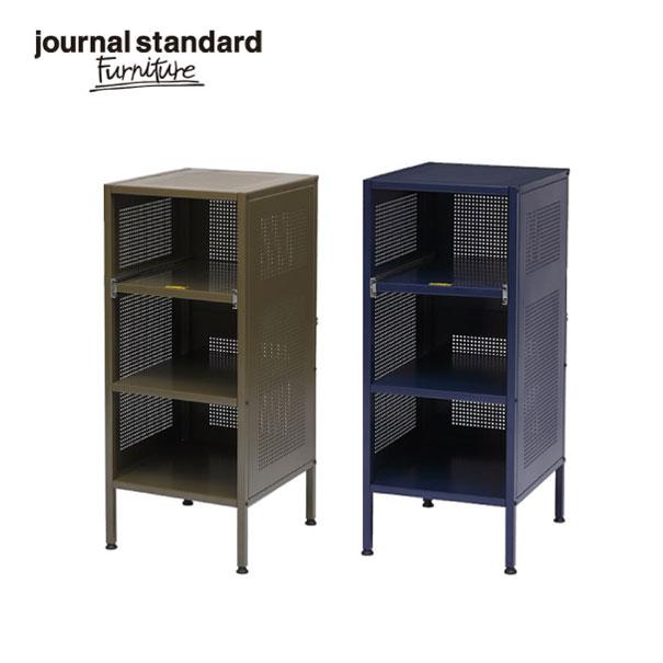 【送料無料】journal standard Furniture ジャーナルスタンダードファニチャー 家具 ALLEN STEEL SHELF SMALL アレンスチールシェルフ 収納 アイアン スチール 鉄 ネイビー カーキ