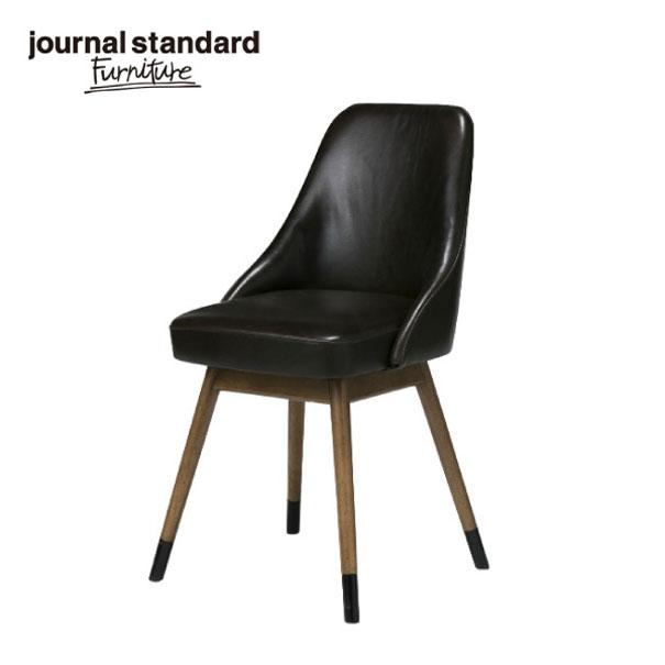 【ポイント最大27倍!7日9:59まで】\キャッシュレス5%還元/ journal standard Furniture ジャーナルスタンダードファニチャー BOWERY CHAIR LEATHER バワリーチェア レザー 椅子 チェア 家具 チェアー ダイニングチェア 無垢