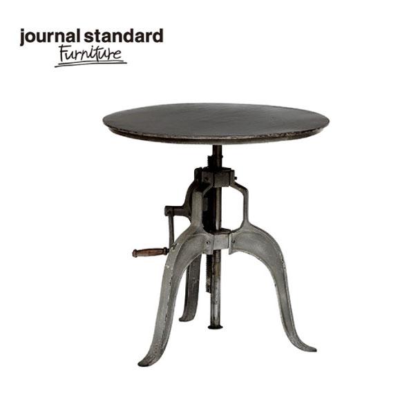 【ポイント最大34倍!16日1:59まで】\キャッシュレス5%還元/ journal standard Furniture ジャーナルスタンダードファニチャー GUIDEL ATELIER TABLE ギデルアトリエテーブル 家具 ベッド サイドテーブル カフェテーブル おしゃれ アイアン 鉄 アンティーク
