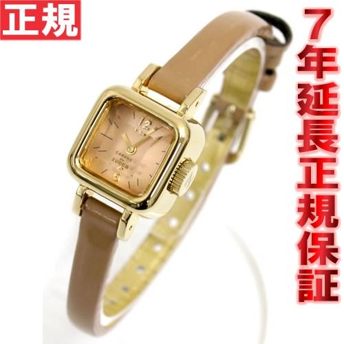 ズッカ ZUCCa キャラメル CABANE de ZUCCa 腕時計 カバン ド ズッカ ZUCCa CARAMEL AWGP005 CABANE de ZUCCa