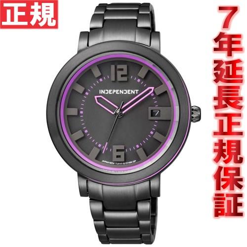 【お買い物マラソンは当店がお得♪本日20より!】インディペンデント INDEPENDENT 腕時計 メンズ シチズン CITIZEN BC3-242-51