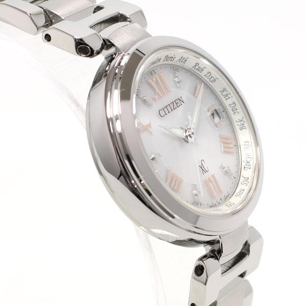 シチズン クロスシー CITIZEN XC エコドライブ ソーラー 電波時計 レディース 腕時計 HAPPY FLIGHT ハッピーフライト EC1030-50A
