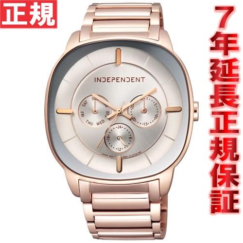 【お買い物マラソンは当店がお得♪本日20より!】インディペンデント INDEPENDENT 腕時計 メンズ シチズン CITIZEN BH7-326-91
