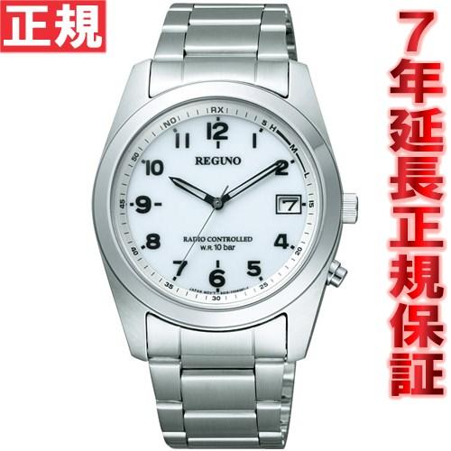【SHOP OF THE YEAR 2018 受賞】シチズン 腕時計 レグノ 腕時計 ソーラーテック電波時計 CITIZEN REGUNO RS25-0482H