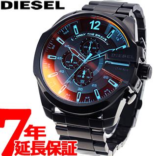ディーゼル DIESEL 時計 腕時計 メンズ メガチーフ MEGA CHIEF クロノグラフ DZ4318