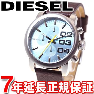 柴油DIESEL手表人/女士喇叭形FLARE CHRONO计时仪DZ5464