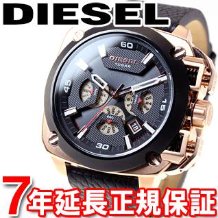 디젤 DIESEL 손목시계 맨즈 BAMF 크로노그래프 DZ7346