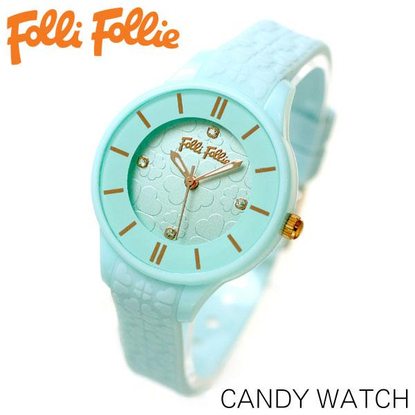 포리포리 Folli Follie 손목시계 레이디스 캔디 워치 CANDY WATCH WF15P027ZSL-LB