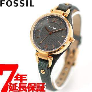 【SHOP OF THE YEAR 2018 受賞】FOSSIL フォッシル 腕時計 レディース GEORGIA ジョージア ES3077
