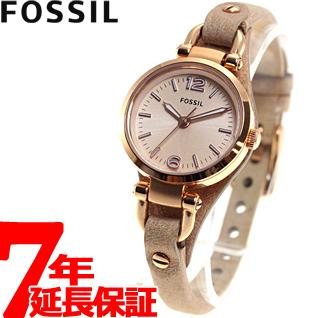 【お買い物マラソンは当店がお得♪本日20より!】FOSSIL フォッシル 腕時計 レディース GEORGIA ジョージア ES3262