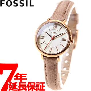 【お買い物マラソンは当店がお得♪本日20より!】FOSSIL フォッシル 腕時計 レディース JACQUELINE ジャクリーン ES3802