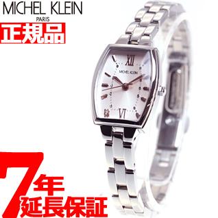 【お買い物マラソンは当店がお得♪本日20より!】ミッシェルクラン MICHEL KLEIN 腕時計 レディース AJCK082
