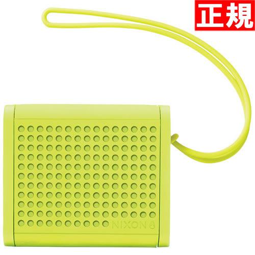 ニクソン NIXON ミニブラスター MINI BLASTER MINI ブルートゥース Bluetooth スピーカー スピーカー ニクソン ネオングリーン NH012349, ブランドショップ アドマーニ:68ce014f --- officewill.xsrv.jp