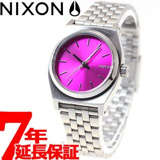 【お買い物マラソンは当店がお得♪本日20より!】ニクソン NIXON スモールタイムテラー SMALL TIME TELLER 腕時計 レディース ピンクサンレイ NA3991972-00