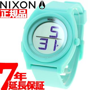 ニクソン NIXON タイムテラーデジ TIME TELLER DIGI 腕時計 メンズ/レディース ライトブルー NA417302-00