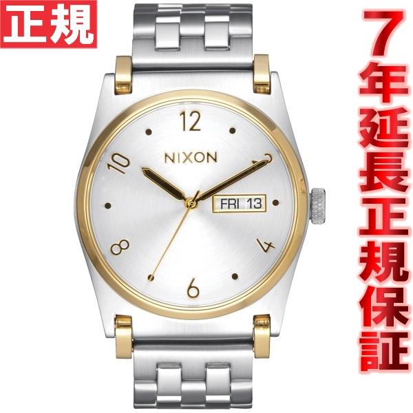 【お買い物マラソンは当店がお得♪本日20より!】ニクソン NIXON ジェーン JANE 腕時計 レディース シルバー/ゴールド NA9541921-00
