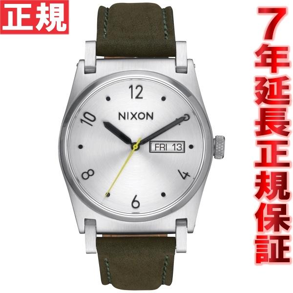 ニクソン NIXON ジェーンレザー JANE LEATHER 腕時計 レディース シルバーサープラス NA9552232-00