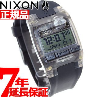 今だけ!店内ポイント最大38倍!19日9時59分まで! ニクソン NIXON コンプS COMP S 腕時計 レディース オールブラック NA336001-00