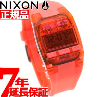 【お買い物マラソンは当店がお得♪本日20より!】ニクソン NIXON コンプS COMP S 腕時計 レディース オールブライトコーラル NA3362040-00